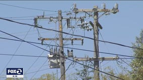 Scorching heat heightens concerns for outages, fires