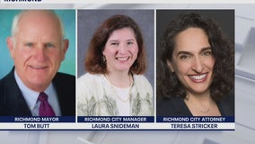 Richmond City Council votes to retain city manager, city attorney despite mayor's accusations