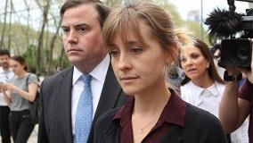 Actress Allison Mack enters Dublin prison to serve 3-year sentence in sex slave case