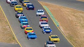 NASCAR returns to Sonoma Raceway