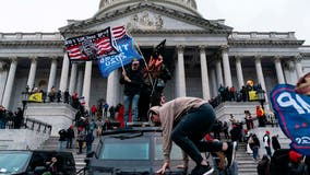 2 Seattle cops who were at US Capitol in January are fired