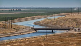 Central California farmers told drought could cut off their water