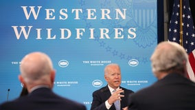 Biden announces $37M grant to help Sonoma County with wildfire mitigation
