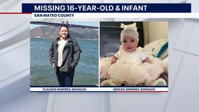 16-year-old mother and infant daughter reported missing from San Mateo