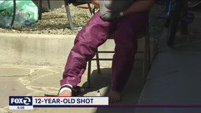 12-year-old Oakland boy shot in the foot by catalytic converter thieves