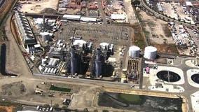 Hayward power plant restarts, cause of explosion still unknown
