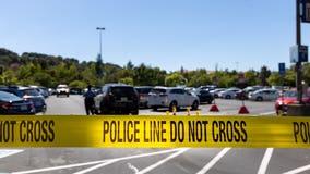 Shots fired outside Pleasanton's Stoneridge Shopping Center, no injuries