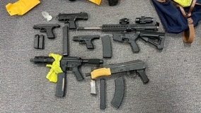 California gun bust leads to charges of $600,000 in pandemic-related EDD fraud