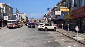Natural gas leak prompts evacuations in San Francisco's inner-Richmond neighborhood