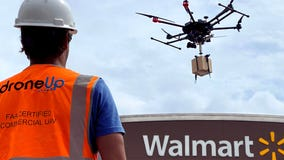 Walmart invests in drone delivery company, says service to start in 'coming months'