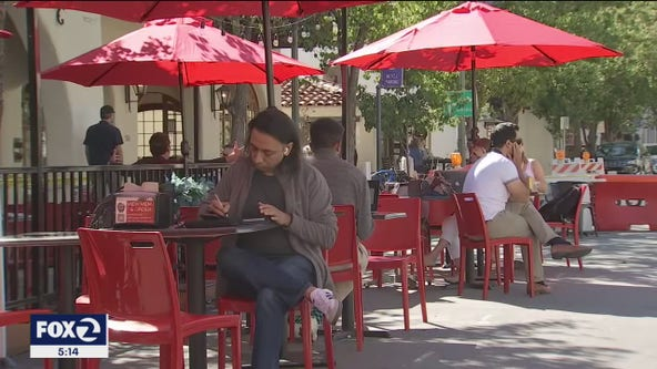 Palo Alto could end on-street dining earlier than expected as city emerges from pandemic