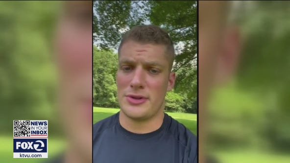 Many LGBT community members thrilled Raiders player Carl Nassib came out during Pride