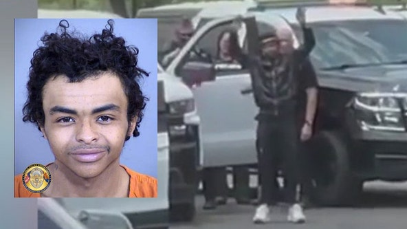 Police: Man accused of killing 1, hurting 12 others in Peoria and Surprise shooting spree