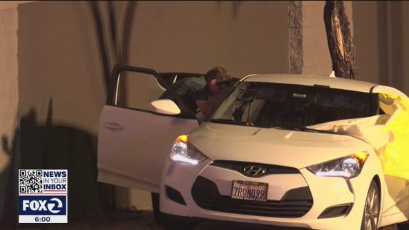 2nd suspect sought in fatal shooting of 25-year-old driver in Walnut Creek