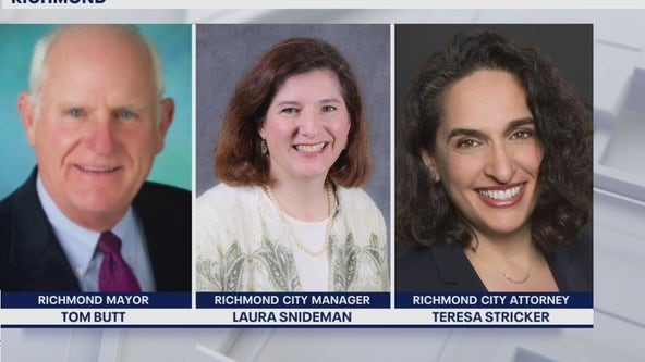 Richmond mayor calls for resignation of employees who spent city funds investigating him