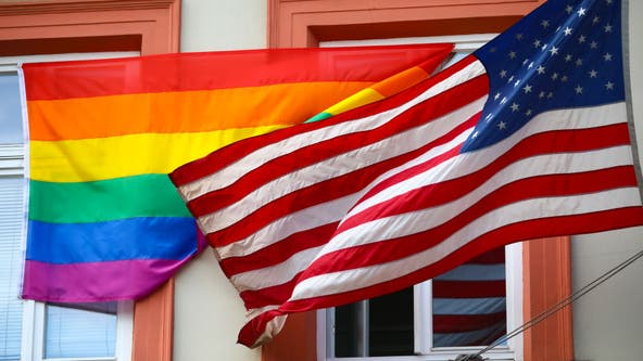 Support of same-sex marriage in US reaches all-time high, poll finds