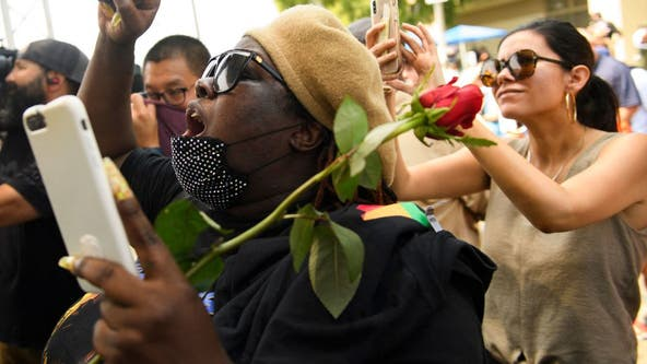 Californians commemorate Juneteenth with street parades, festivals