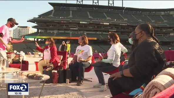 First-ever Pride Night at Oracle Park well received by Bay Area residents