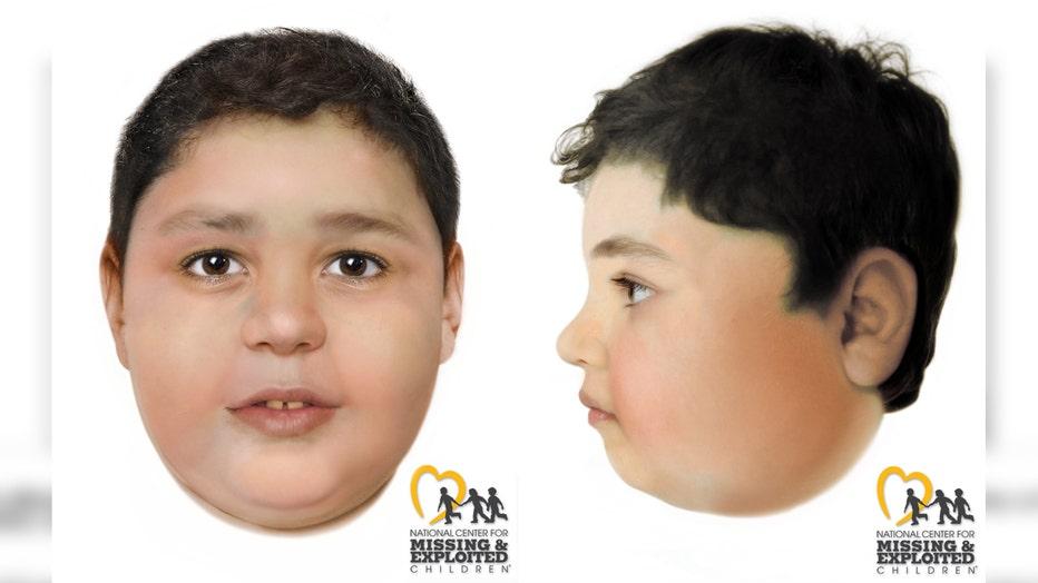 Unidentified boy LV1
