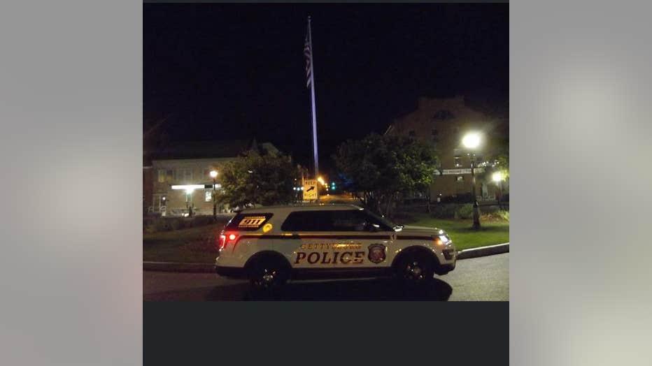 Gettysburg Police Department