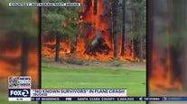 No known survivors in the Truckee plane crash