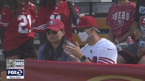 49ers fans return to Levi's Stadium