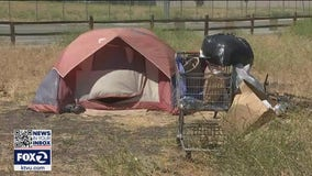 FAA sets deadline for clearing of homeless encampment near San Jose airport