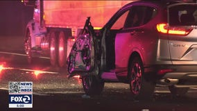 CHP looking for suspect in deadly San Leandro hit-and-run