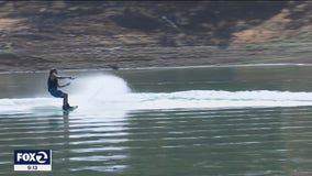 Despite low water levels, Lake Berryessa is still a perfect place for a getaway