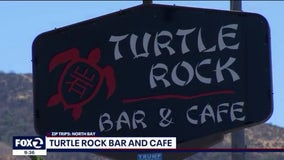 Turtle Rock Bar and Cafe is a favorite with bikers