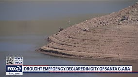 City of Santa Clara declared local emergency for drought conditions
