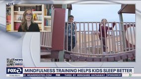 Stanford study finds mindfulness training can improve children's' sleep