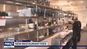 Bay Area diners aren't pleased with new restaurant surcharges on their bill