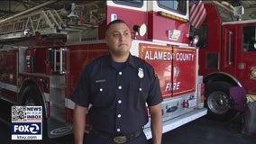 Off-duty Alameda County firefighter saves overdose victim on international flight