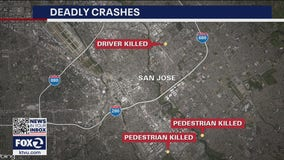 Woman killed by hit-and-run driver in San Jose is third traffic fatality this week