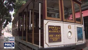 San Francisco's iconic cable cars almost ready for passengers