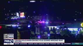 Homeless man on bicycle killed on I-580 in Emeryville