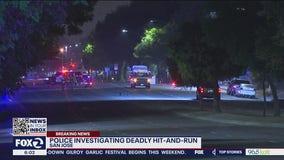 Woman killed in early morning hit-and-run crash in San Jose