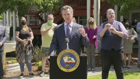 Funding for the homeless, affordable housing key components of Newsom's state comeback plan