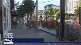 San Francisco board of supervisors approve permanent public parklets legislation