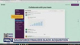 Salesforce finalizes Slack acquisition