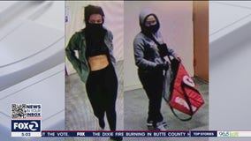 Daly City police asking help to identify two burglary suspects
