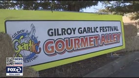 Gilroy Garlic Festival returns with drive-thru format for 2021