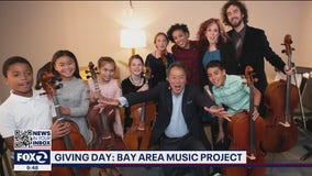 Giving Day: Bay Area Music Project