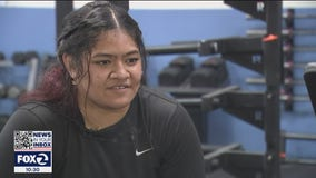 San Francisco woman first female weightlifter to represent Tonga at Tokyo Olympics