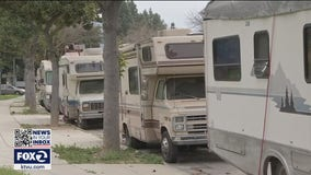 RV dwellers file lawsuit against Mountain View over new parking restrictions