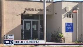 Santa Rosa homeless shelter experiencing COVID-19 outbreak