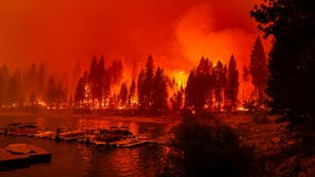California wildfires so far in 2021 greatly exceed 2020 levels