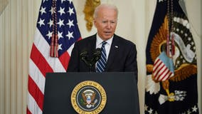 Biden holds naturalization ceremony at White House ahead of July 4