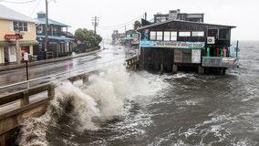 Photos and videos: Tropical Storm Elsa makes landfall on Florida coast